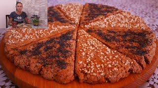 РЖАНОЙ бездрожжевой хлеб ПРИГОТОВИЛА и УДИВИЛА ВСЮ СЕМЬЮ Простой рецепт хлеба без дрожжей в духовке
