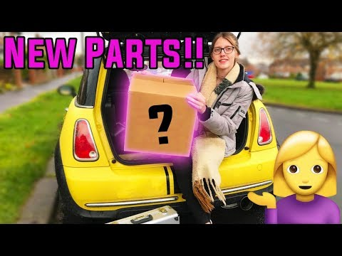 New Parts For The Mini!!