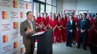 School of Nursing DNP Celebration (entire program) - Pittsburg State University