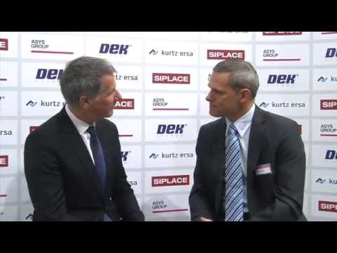 SMT 2014: Interview with Wolfgang Müller from ASYS