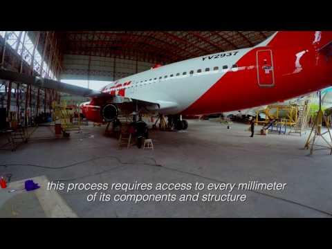 Aeronautical Industry Ecuador DIAF