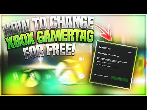 How to Change your xbox one Gamertag for FREE *2019 june 15* PROOF