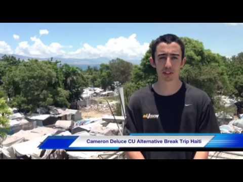 Cu Haiti reflection-cam