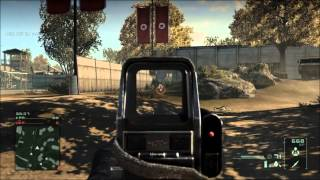 Gameplay HomeFront (PC, Max Settings)
