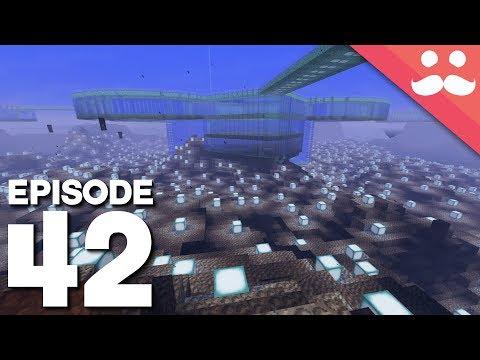 Hermitcraft 5: Episode 42 - LIGHT THE OCEAN!