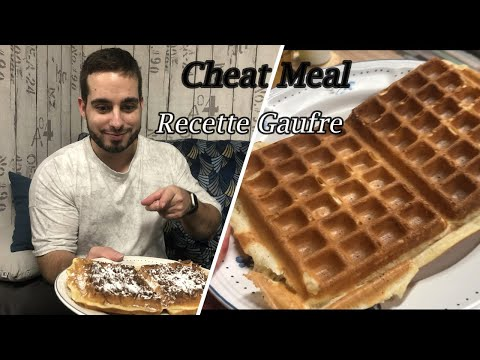 cheat-meal-recette-gaufre-facile