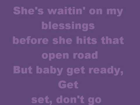 Billy Ray Cyrus - Get Ready, Get Set, Don't Go (Lyrics)