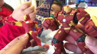 Disney Infinity: Marvel Super Heroes 2.0  Starter Pack - Wii U - Unboxing