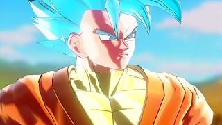 GOKU SAITAMA FUSION (ONE PUNCH MAN) GOTAMA - Dragon Ball Xenoverse 2 Mods   Pungence