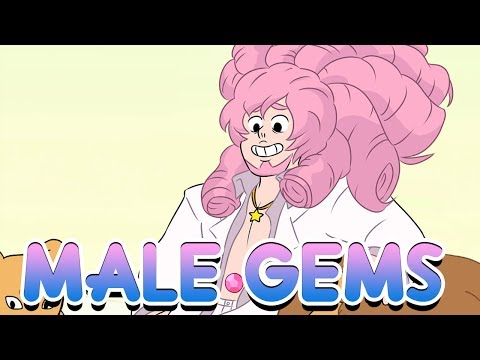 Male Gems EXPLAINED [Steven Universe: Wanted Discussion] Crystal Clear
