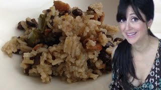 Moros y Cristianos A K A  Cuban Beans and Rice  Tasty Bit 65