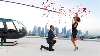 How To Pull Off The Best Proposal Ever! (Warning: This Will Make You Cry)