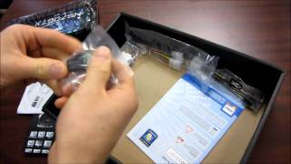 MSI GeForce GTX 570 Video Card Unboxing & First Look Linus Tech Tips