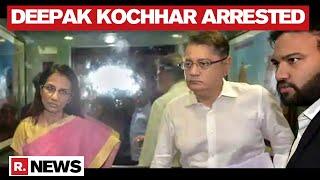 ICICI Bank Scam: ED Arrests Deepak Kochhar In Delhi