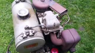 Moteur bernard w71 diesel