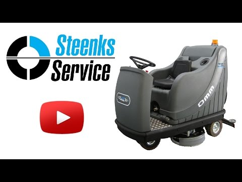 Stefix 1000B | Schrubbmaschine | Schrubbsaugmaschine | Scheuermaschine | Mieten oder Kaufen
