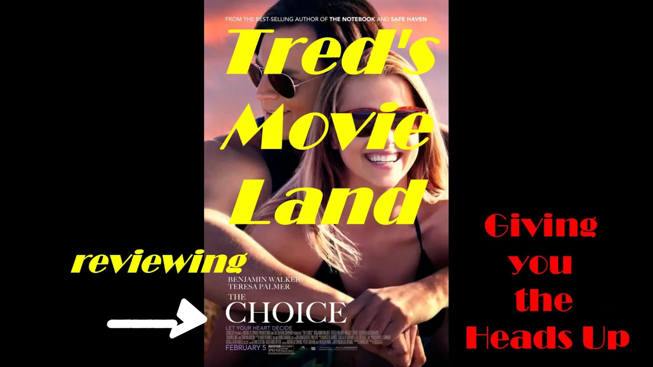 tred reviews the choice  tred reviews the choice 2016