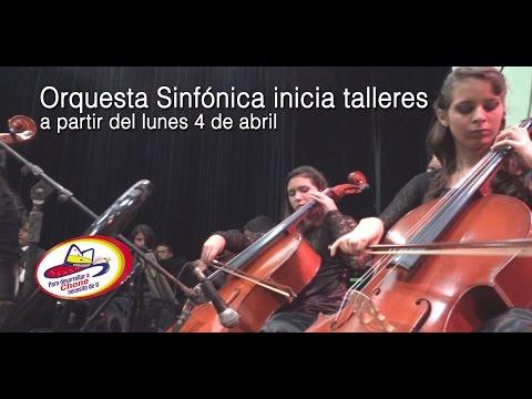 Obras en acción - Orquesta Sinfónica
