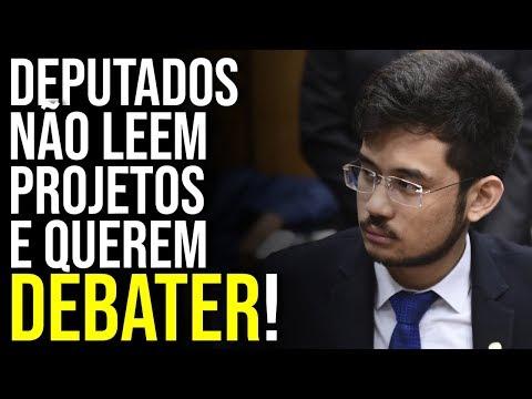 Indignação com deputados que não leem projetos - Entrevista Band News Brasília (NA ÍNTEGRA)