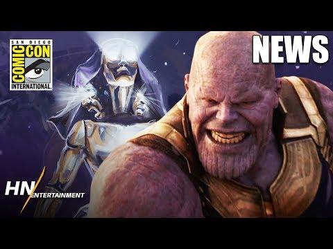 Living Tribunal Originally Judged Thanos GUILTY In Avengers: Endgame