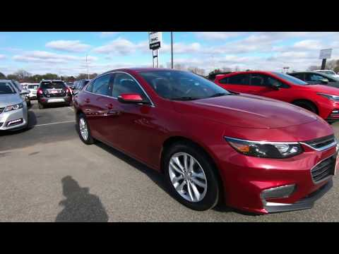 2016 CHEVROLET MALIBU 1LT - Used Car For Sale - St. Paul, MN