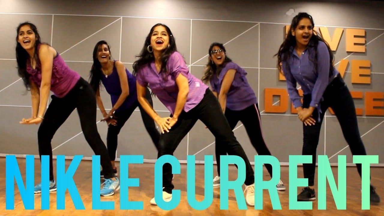 NIKLE CURRENT/ NEHA KAKKAR/ JASSI GILL/ GIRLS DANCE/ STEPS FOR GIRLS/ SWAG  moves GIRLS/ RITU'S DANCE - YouTube