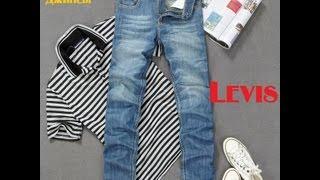Обзор летних джинсов Levis из Китая (Aliexpress)