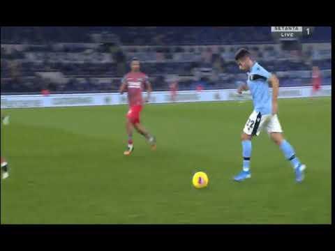 Lazio 2 0 Cremonese All Goals 1 Half 14 01 2020