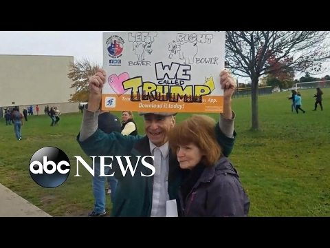 Why Michigan Voters Voted for Trump