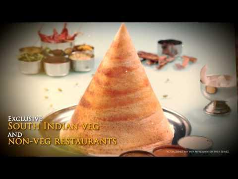 Ponnusamy Chettinad Non-Vegetarian & Vasanta Bhavan Vegetarian