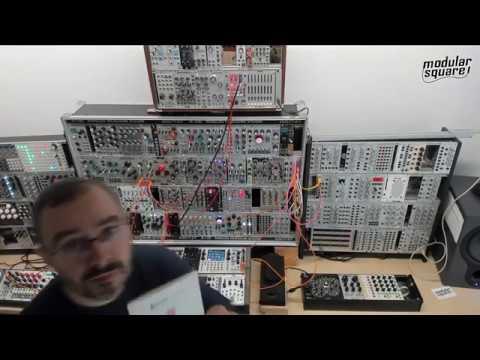 Boucle Technoïde #12 - Mutable Instruments Plaits !