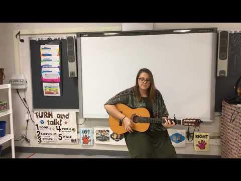 Air Force Song at Three Oaks School Cary