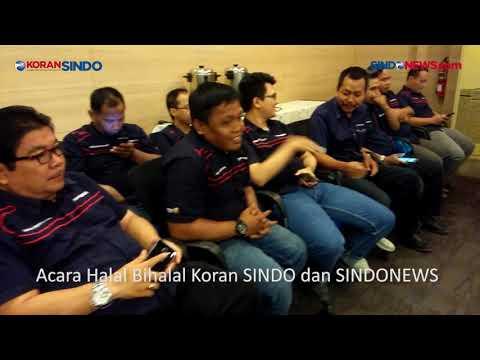 Silaturahmi dan Halal Bihalal Koran SINDO - SINDONEWS