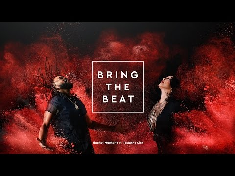 Bring the Beat (Official Lyric Video) - Machel Montano ft. Tessanne Chin
