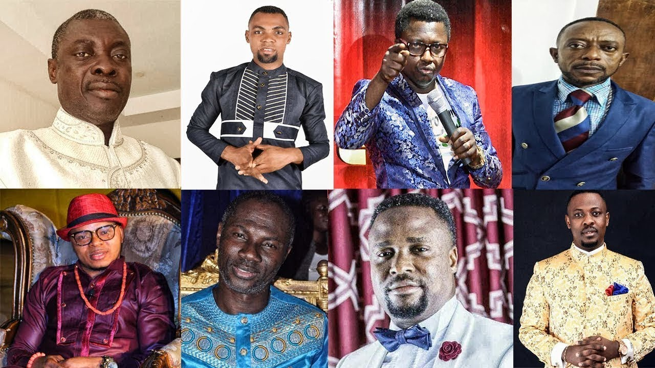 False Prophets In Ghana Exposed! Omg! Check it out You May Find Your