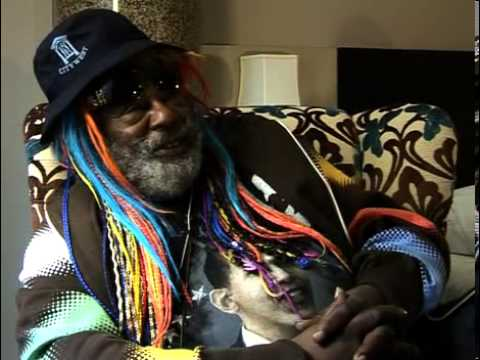 George Clinton: It is all about drugs and pussy