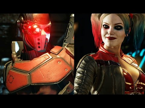 Injustice 2 – Official Harley and Deadshot Trailer