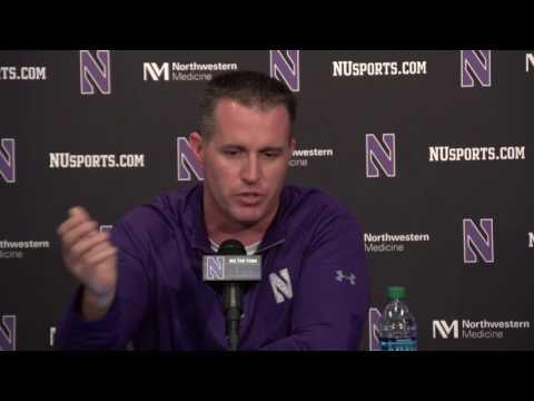 Football - Nebraska Monday Press Conference