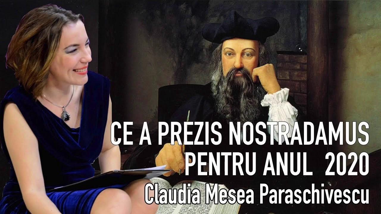 Ce A Prezis  Nostradamus Pentru 2020? * Ce Spun Catrenele Despre Romania?