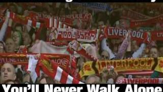 Hillsborough 20th Anniversary Never Walk Alone