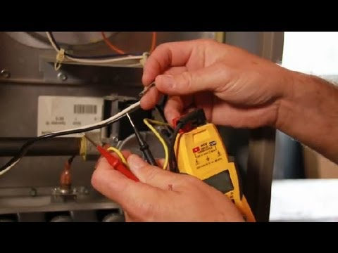How To Repair A Furnace Gas Valve Furnaces Amp Water