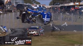TERRIFYING Motorsport Crash Compilation *Pure Sound* - Full Part   2017