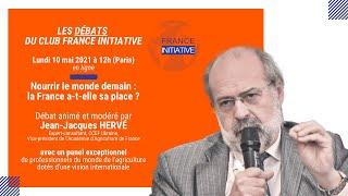 Les Débats du CFI | Nourrir le monde demain : la France a-t-elle sa place ?