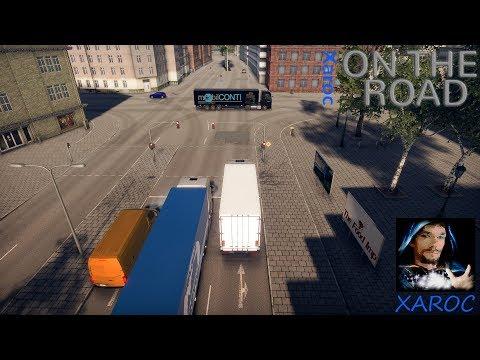 On the Road - Truck Simulator: Hamburg is Big #04 🐶 deutsch / german