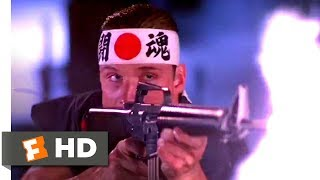 Download lagu Showdown in Little Tokyo (1991) - Assault on the Red Dragon Brewery Scene (6/8) | Movieclips