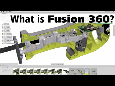 What is Fusion 360?