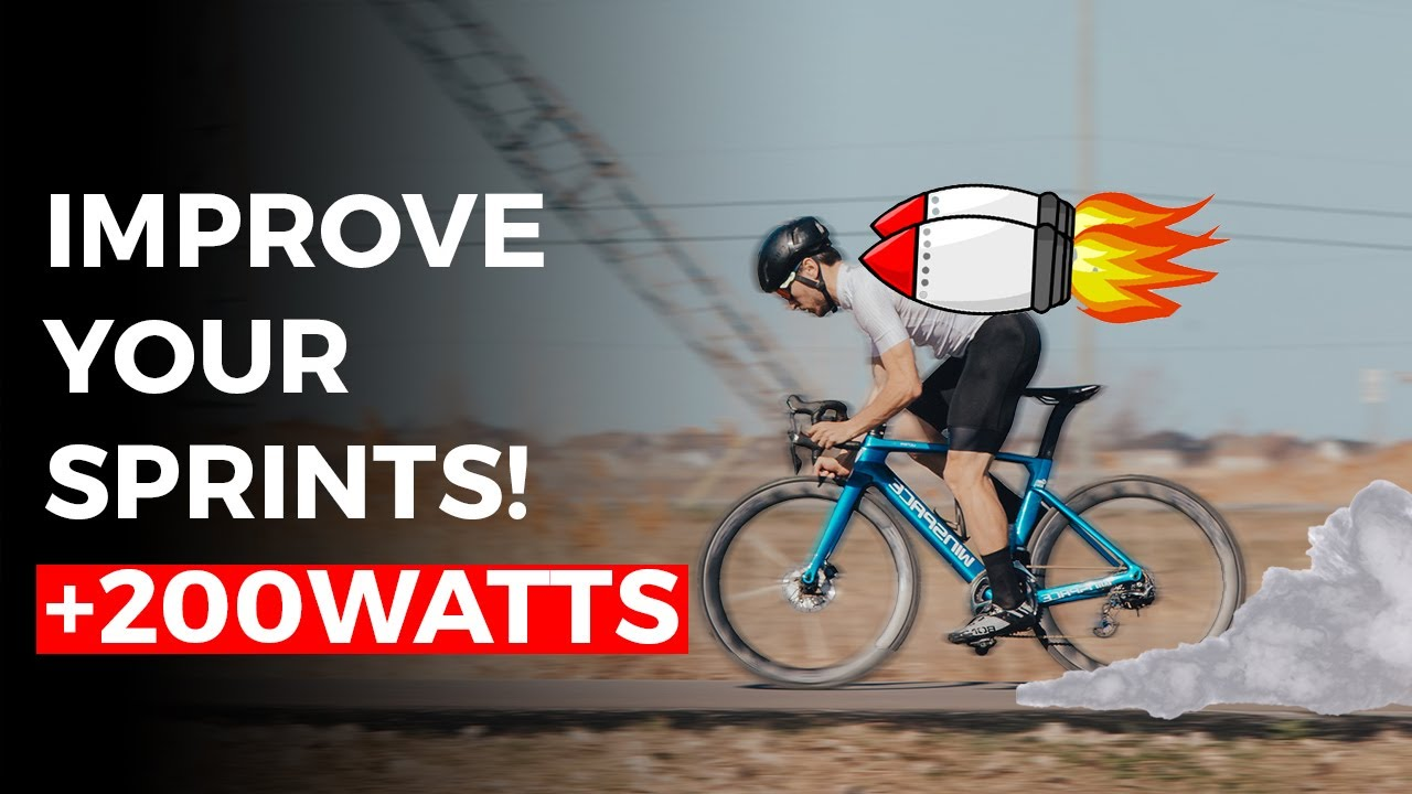 10 Sprinting Tips EVERY Cyclist Should Know...!