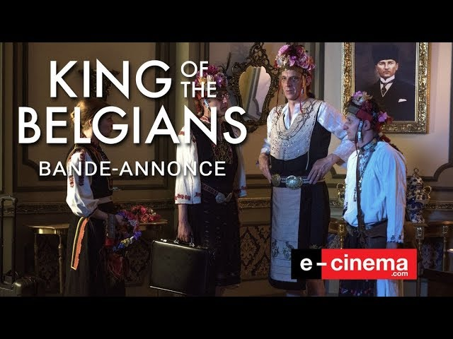 KING OF THE BELGIANS - Bande-annonce (VOST)