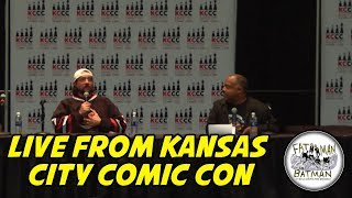 LIVE FROM KANSAS CITY COMIC CON