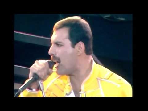 Queen - Tie your mother down - live wembley HD